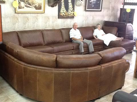 Second Hand Leather Couches In Port Elizabeth